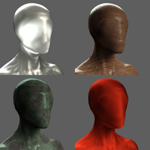 no face shader test 01